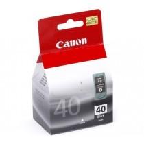 PG-40 - Cartuccia inkjet Nero originale, per Canon JX 200, 500, Pixma MP 140, MP 150, MP 160. Compatibile con 0615B001. Codice c