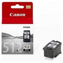 PG-512 - Cartuccia inkjet Nero originale, per Canon Pixma MP 240, MP 260, MP 480, MX 330, MX 320. Compatibile con 2969B001. Codi