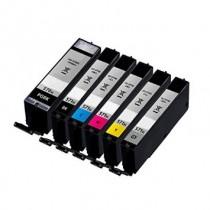 PGI-570PBKXL - Cartuccia inkjet Nero Compatibile con chip per  Pixma MG5700,MG6800,MG7700 Compatibile con 0318C001 Codice Cartuc