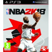 PS3 NBA 2K18 *