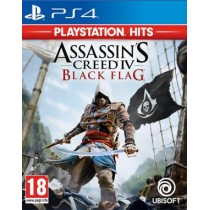PS4 Assassin\'s Creed 4: Black Flag - PS Hits