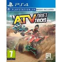 PS4 Atv Drift And Tricks *