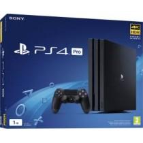 PS4 Console 1TB Pro Gamma Black