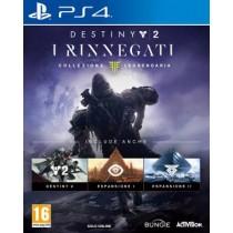 PS4 Destiny 2: I Rinnegati - Collezione Leggendaria