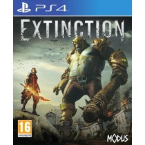 PS4 Extinction *