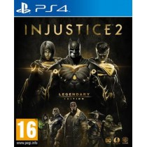 PS4 Injustice 2 - Legendary Edition
