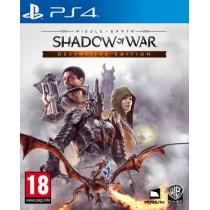 PS4 La Terra di Mezzo: L\'Ombra della Guerra - Definitive Edition