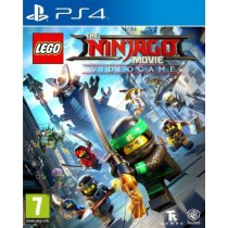 PS4 LEGO Ninjago Movie Videogame *