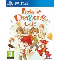 PS4 Little Dragons Cafè