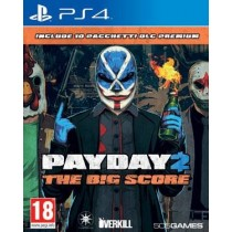 PS4 PayDay 2 The Big Score *
