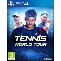 PS4 Tennis World Tour *