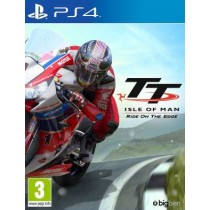 PS4 TT Isle of Man: Ride onthe Edge *