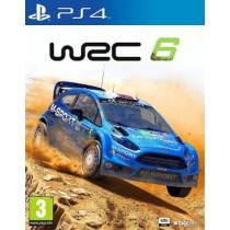 PS4 WRC 6 *