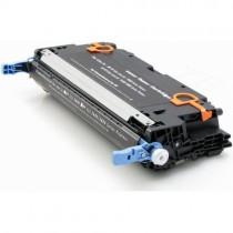 Q7560A - Toner rigenerato Nero per HP Laserjet Color 2700, 3000, 3000N, 2700 N, 3000DN. Stampa fino a 6.500 pagine al 5% di cope