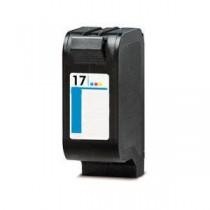 17 Cartuccia rigenerata inkjet A Colori per HP Deskjet 816C, 825C, 840C, 842C, 843C. Compatibile con 17