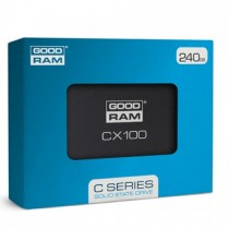 SSD GOODRAM CX100 240GB SATA III 2,5 - retail box