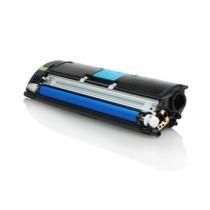 1710589-007 - Toner rigenerato Ciano per Minolta Magic Color 2430, 2450, 2550, 2400W, 2500W. Stampa fino a 4.500 pagine al 5% di
