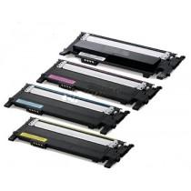 SU100A - CLT-K404S - Toner rigenerato Nero per Samsung Xpress SL - C430, SL - C430W, SL - C480, SL - C480FN e SL - C480FW.