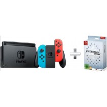 Switch Console Red/Blue + Fire Emblem Warriors Limited Edition