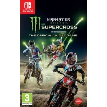 Switch Monster Energy Supercross - The Official Videogame