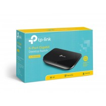 SWITCH TP-LINK 5 PORTE GIGABIT LAN