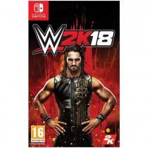 Switch WWE 2K18  importazione lingua ita