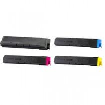 1T02MNCNL0 - TK-8600C - Toner rigenerato Ciano per Kyocera FS C8600DN, C8650DN, 8670DN