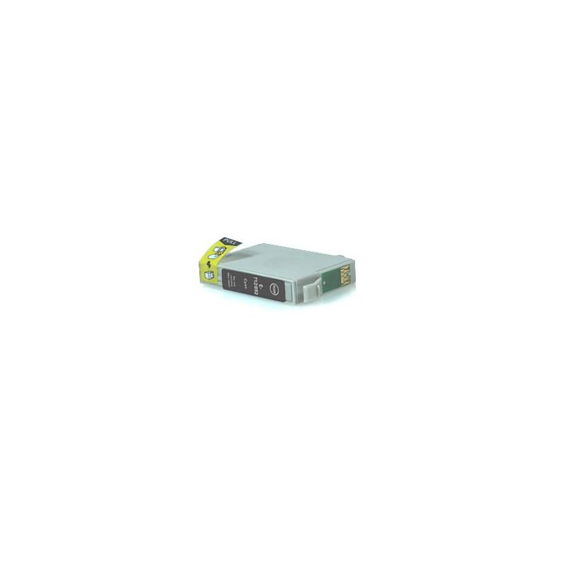 T0711 Cartuccia inkjet Compatibile Nero per Epson Multifunzione Stylus Sx 200, 205, 400, 400 WI FI, 405. Compatibile con T071140