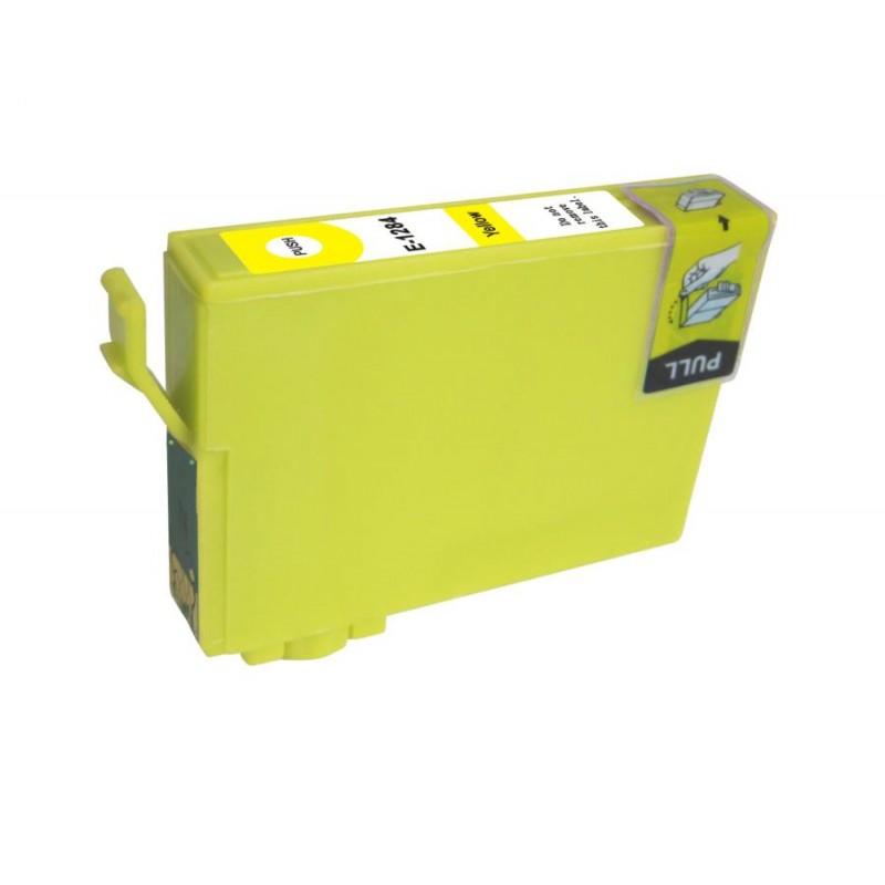 T1284 Cartuccia inkjet Compatibile Giallo per Epson Stylus Color S 22, Multifunzione Stylus Office BX 305F, Multifunzione Stylus