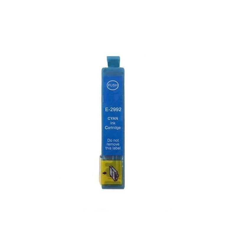 T2992 - SERIE T29XL FRAGOLA - Cartuccia inkjet Ciano compatibile per Epson Expression Home XP235, XP332, XP335, XP432.