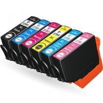T3781XL  - SERIE 378XL - SCOIATTOLO - Cartuccia inkjet Nero compatibile per Epson Expression Premium XP15000, 8005, 8500, 8505