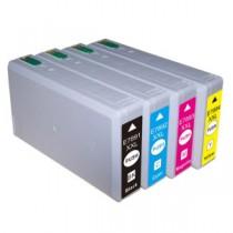 T7891 - 79XL - Cartuccia inkjet compatibile Nero per Epson Workforcepro WF4630DWF, WF4640DTWF, WF5110DW