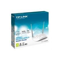 TD-W8961N(EU) MODEM ROUTER ADSL 2+ 300MBPS 4P 10/100 2 ANTENNE