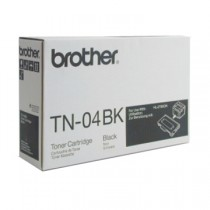 TN-04BK - TONER ORIGINALE NERO PER BROTHER HL 2700CN, MFC 9420CN.