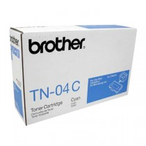 TN-04C - TONER ORIGINALE CIANO PER BROTHER HL 2700CN, MFC 9420CN.