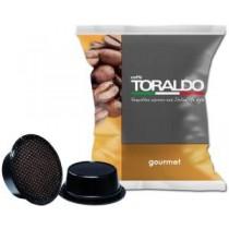 Toraldo Capsule Compatibili A Modo Mio Gourmet 100% Arabica 50pz