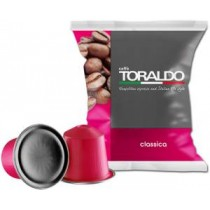 Toraldo Capsule Compatibili Nespresso Classica 100pz