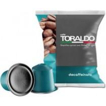 Toraldo Capsule Compatibili Nespresso Decaffeinato 100pz