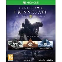 XBOX ONE Destiny 2: I Rinnegati - Collezione Leggendaria