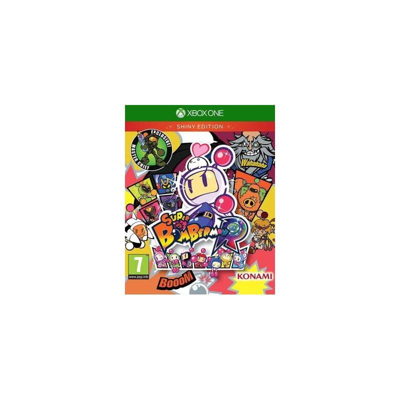 XBOX ONE Super Bomberman R - Shiny Edition