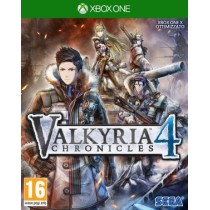 XBOX ONE Valkyria Chronicles 4 - Launch Edition