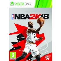 XBOX360 NBA 2K18 *