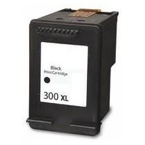 300XL Cartuccia Rigenerata Inkjet Nero Per Deskjet D2560, F4280, F4224 Aio, F4210 Aio,F 4272 Aio. Compatibile Con Cc641ee. Codic