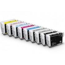 T7602 - Cartuccia Compatibile Ciano per Epson SureColor SC-P600. C13T76024010