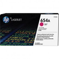 CF333A - 654A - TONER ORIGINALE MAGENTA HP ENTERPRISE COLOR M651DN, M651N, M651XH.