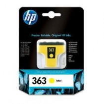 363 CARTUCCIA ORIGINALE GIALLO PHOTOSMART 8250, C7250, C7275, C7280, C7283. COMPATIBILE CON C8773EE