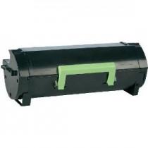 60F2H00 - 602H - Toner rigenerato Nero per Lexmark MX310DN, MX410DE, MX510DE, MX511DE, MX511DTE.