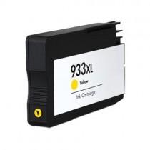 933XL - Cartuccia inkjet Giallo Compatibile per HP Officejet 6100 ePrinter H611A, 6700 Premium e - All In One H711, 6600 e - All
