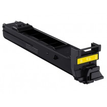 A0DK253 TN-318 Y toner rigenerato giallo per Minolta Bizhub C20 C20P C20PX C20X. Stampa